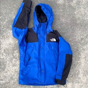Vintage North Face Mountain Guide Gore Tex Jacket
